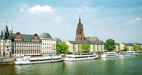 法兰克福还是德国的文化重镇